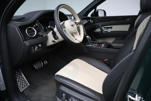 Used 2020 Bentley Bentayga V8 for sale Sold at Alfa Romeo of Greenwich in Greenwich CT 06830 16