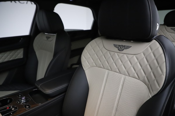 Used 2020 Bentley Bentayga V8 for sale Sold at Alfa Romeo of Greenwich in Greenwich CT 06830 19