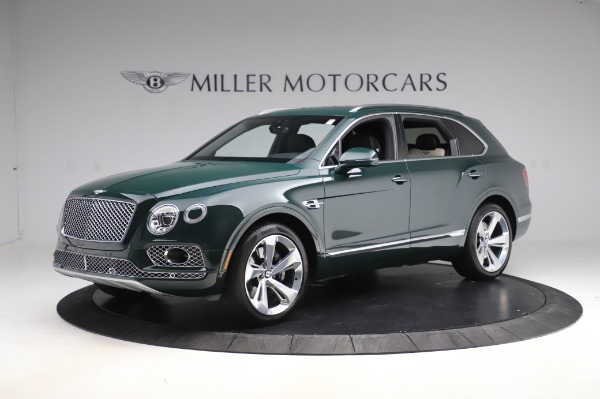New 2020 Bentley Bentayga V8 for sale $189,900 at Alfa Romeo of Greenwich in Greenwich CT 06830 2