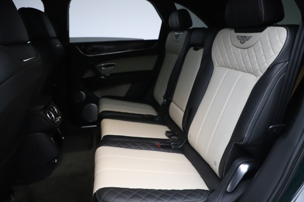 Used 2020 Bentley Bentayga V8 for sale Sold at Alfa Romeo of Greenwich in Greenwich CT 06830 21
