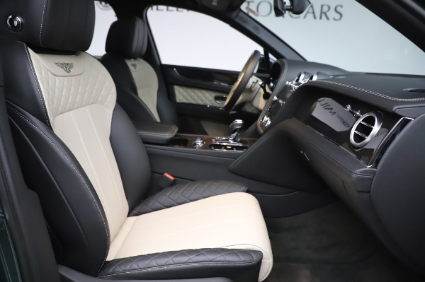 Used 2020 Bentley Bentayga V8 for sale Sold at Alfa Romeo of Greenwich in Greenwich CT 06830 28