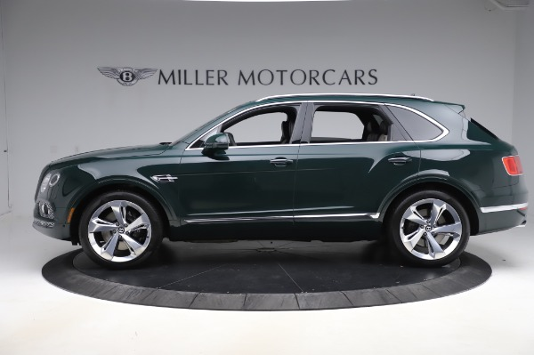 New 2020 Bentley Bentayga V8 for sale $189,900 at Alfa Romeo of Greenwich in Greenwich CT 06830 3
