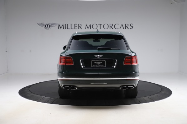 Used 2020 Bentley Bentayga V8 for sale Sold at Alfa Romeo of Greenwich in Greenwich CT 06830 6