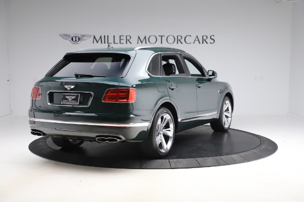 Used 2020 Bentley Bentayga V8 for sale Sold at Alfa Romeo of Greenwich in Greenwich CT 06830 7