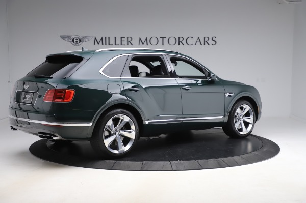 Used 2020 Bentley Bentayga V8 for sale Sold at Alfa Romeo of Greenwich in Greenwich CT 06830 8