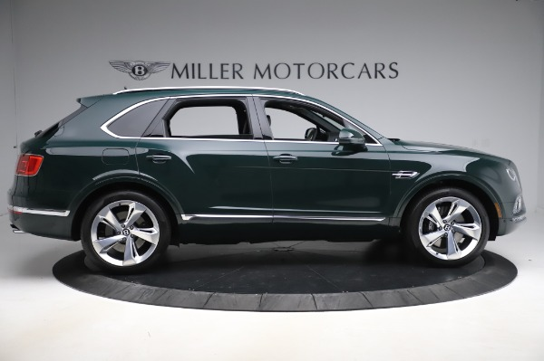 New 2020 Bentley Bentayga V8 for sale $189,900 at Alfa Romeo of Greenwich in Greenwich CT 06830 9
