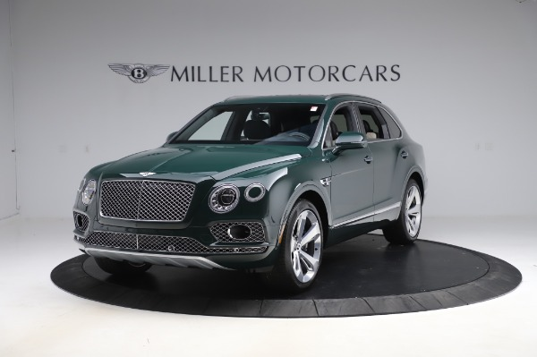 New 2020 Bentley Bentayga V8 for sale $189,900 at Alfa Romeo of Greenwich in Greenwich CT 06830 1