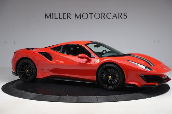 Used 2020 Ferrari 488 Pista for sale $439,900 at Alfa Romeo of Greenwich in Greenwich CT 06830 10