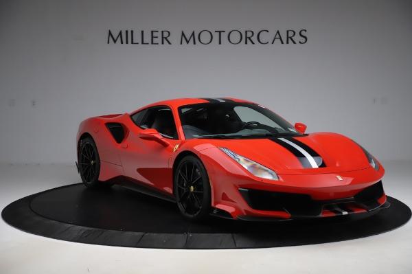 Used 2020 Ferrari 488 Pista for sale $439,900 at Alfa Romeo of Greenwich in Greenwich CT 06830 11