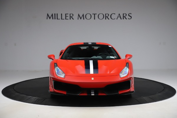 Used 2020 Ferrari 488 Pista for sale $439,900 at Alfa Romeo of Greenwich in Greenwich CT 06830 12