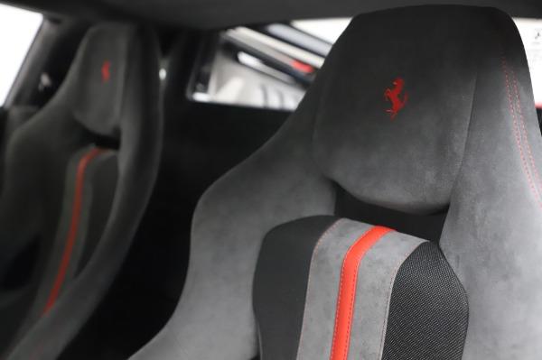 Used 2020 Ferrari 488 Pista for sale $439,900 at Alfa Romeo of Greenwich in Greenwich CT 06830 18