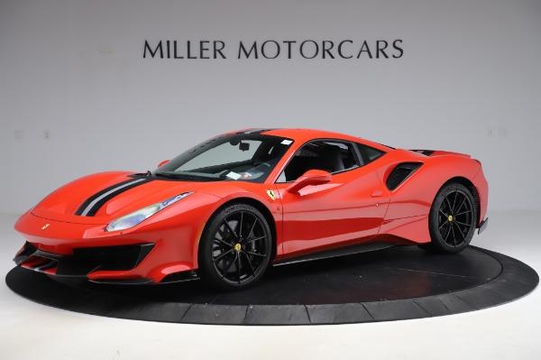 Used 2020 Ferrari 488 Pista for sale $439,900 at Alfa Romeo of Greenwich in Greenwich CT 06830 2