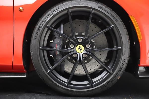 Used 2020 Ferrari 488 Pista for sale $439,900 at Alfa Romeo of Greenwich in Greenwich CT 06830 28