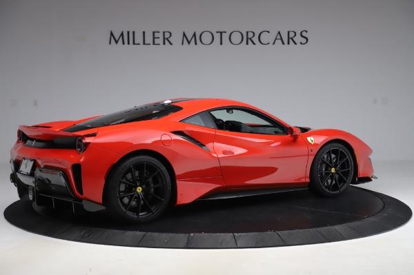 Used 2020 Ferrari 488 Pista for sale $439,900 at Alfa Romeo of Greenwich in Greenwich CT 06830 8