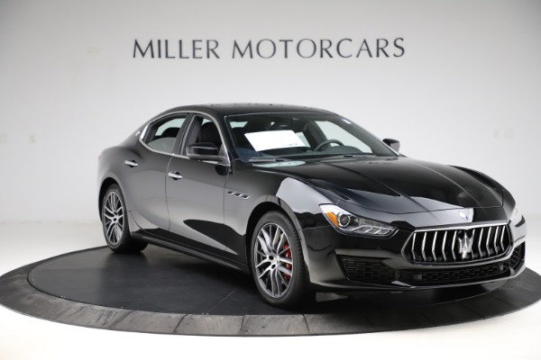 New 2020 Maserati Ghibli S Q4 for sale Sold at Alfa Romeo of Greenwich in Greenwich CT 06830 11