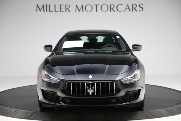 New 2020 Maserati Ghibli S Q4 for sale Sold at Alfa Romeo of Greenwich in Greenwich CT 06830 12