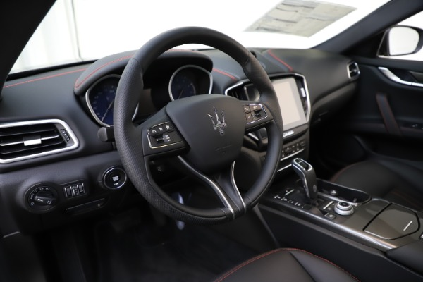 New 2020 Maserati Ghibli S Q4 for sale Sold at Alfa Romeo of Greenwich in Greenwich CT 06830 13