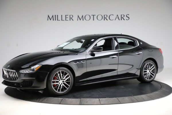 New 2020 Maserati Ghibli S Q4 for sale Sold at Alfa Romeo of Greenwich in Greenwich CT 06830 2