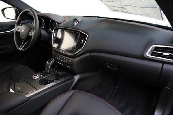 New 2020 Maserati Ghibli S Q4 for sale Sold at Alfa Romeo of Greenwich in Greenwich CT 06830 24