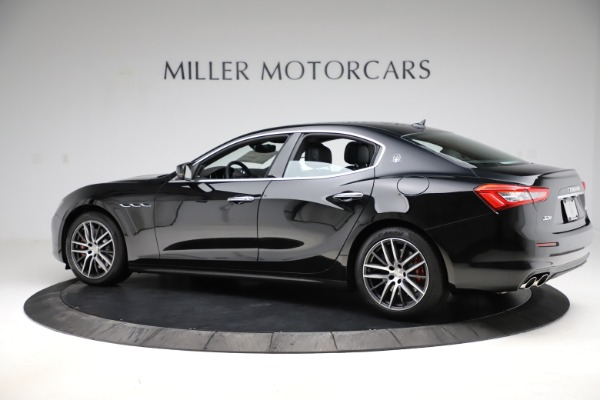 New 2020 Maserati Ghibli S Q4 for sale Sold at Alfa Romeo of Greenwich in Greenwich CT 06830 4