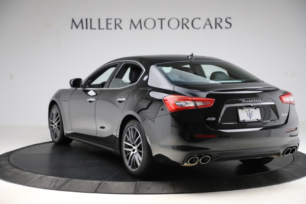 New 2020 Maserati Ghibli S Q4 for sale Sold at Alfa Romeo of Greenwich in Greenwich CT 06830 5