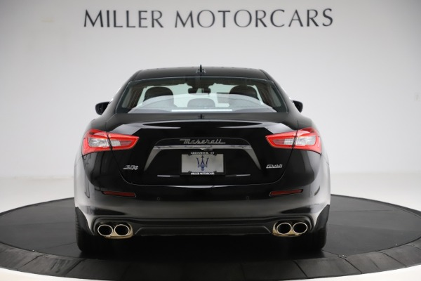 New 2020 Maserati Ghibli S Q4 for sale Sold at Alfa Romeo of Greenwich in Greenwich CT 06830 6