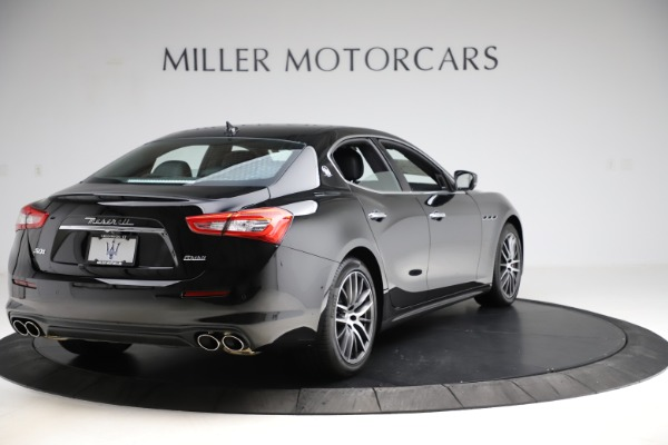 New 2020 Maserati Ghibli S Q4 for sale Sold at Alfa Romeo of Greenwich in Greenwich CT 06830 7