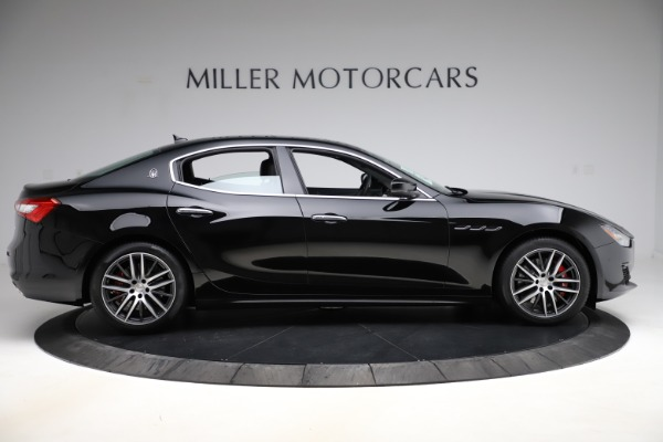 New 2020 Maserati Ghibli S Q4 for sale Sold at Alfa Romeo of Greenwich in Greenwich CT 06830 9