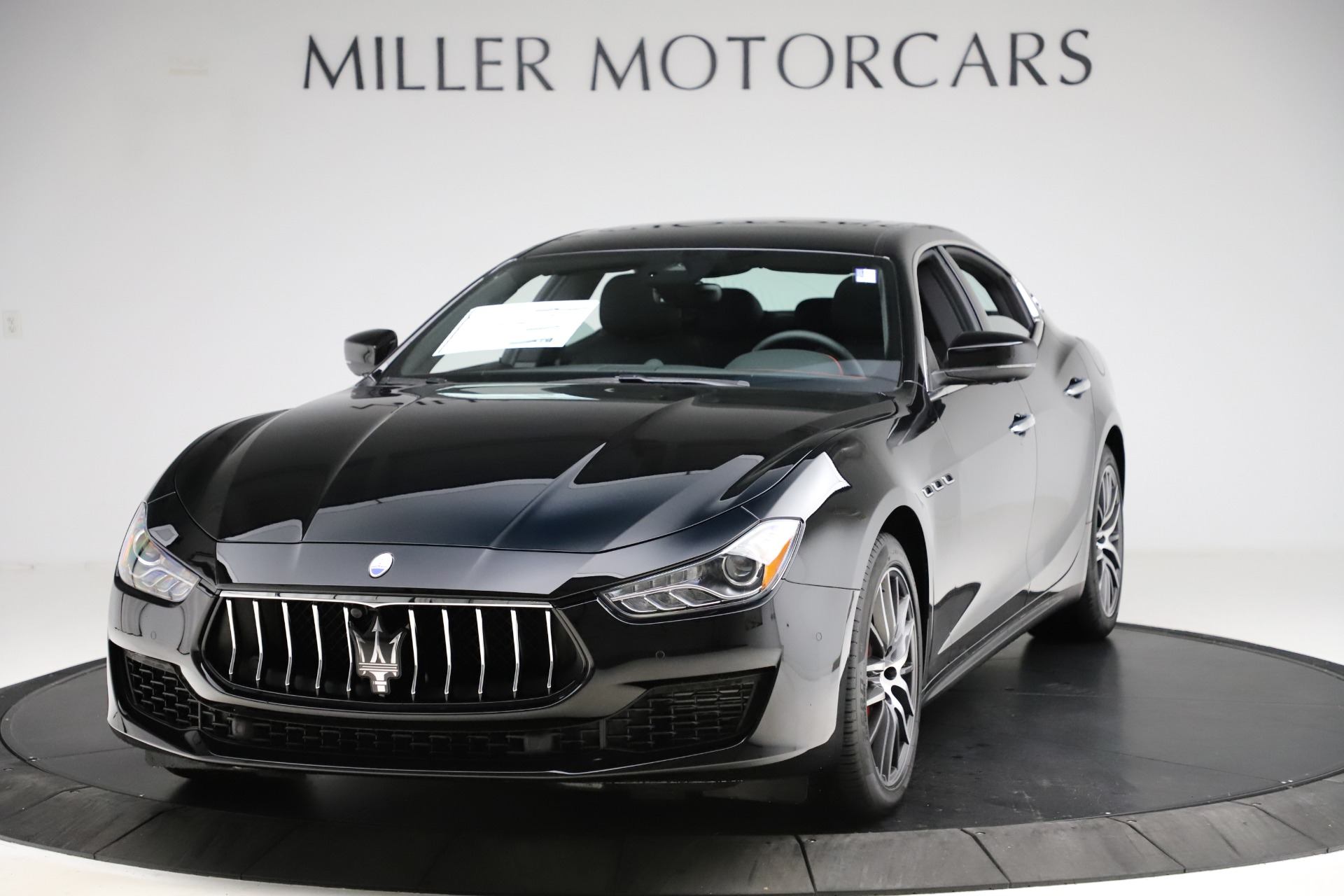 New 2020 Maserati Ghibli S Q4 for sale Sold at Alfa Romeo of Greenwich in Greenwich CT 06830 1