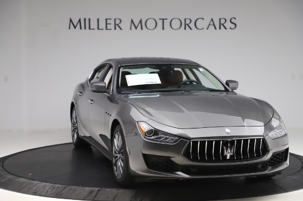 New 2020 Maserati Ghibli S Q4 for sale Call for price at Alfa Romeo of Greenwich in Greenwich CT 06830 11