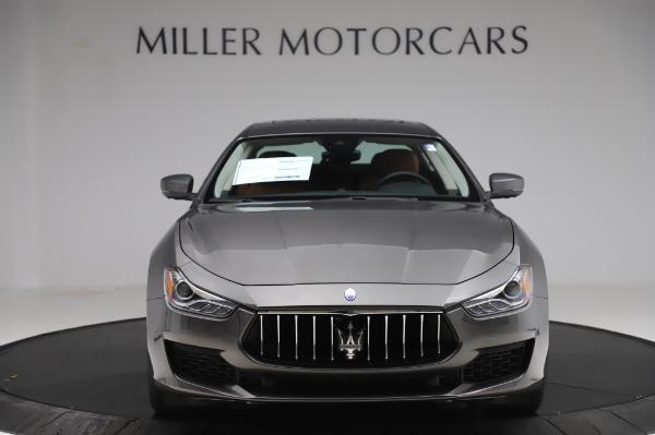 New 2020 Maserati Ghibli S Q4 for sale Call for price at Alfa Romeo of Greenwich in Greenwich CT 06830 12