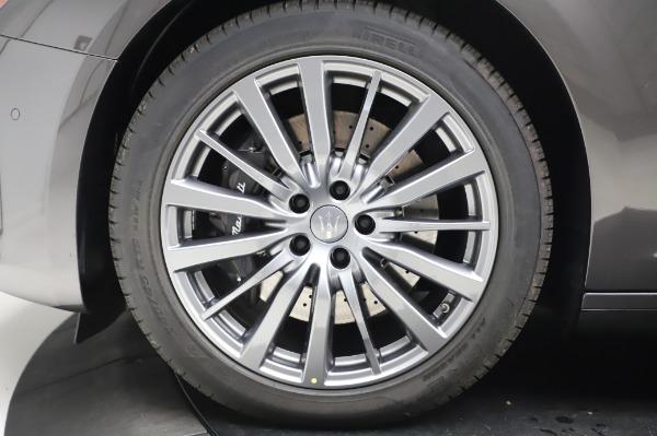 New 2020 Maserati Ghibli S Q4 for sale Call for price at Alfa Romeo of Greenwich in Greenwich CT 06830 13