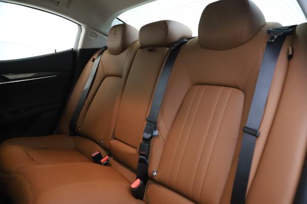New 2020 Maserati Ghibli S Q4 for sale Call for price at Alfa Romeo of Greenwich in Greenwich CT 06830 18