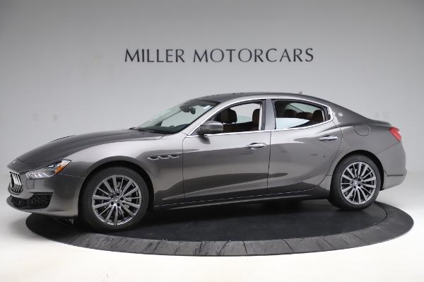 New 2020 Maserati Ghibli S Q4 for sale Call for price at Alfa Romeo of Greenwich in Greenwich CT 06830 2