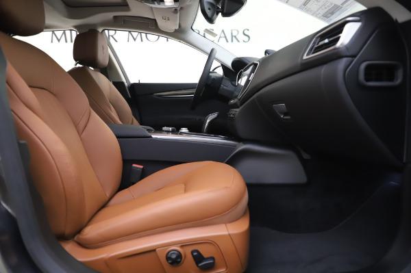 New 2020 Maserati Ghibli S Q4 for sale Call for price at Alfa Romeo of Greenwich in Greenwich CT 06830 22