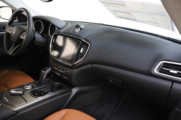 New 2020 Maserati Ghibli S Q4 for sale Call for price at Alfa Romeo of Greenwich in Greenwich CT 06830 23