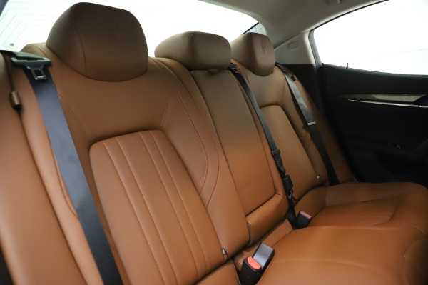 New 2020 Maserati Ghibli S Q4 for sale Call for price at Alfa Romeo of Greenwich in Greenwich CT 06830 24