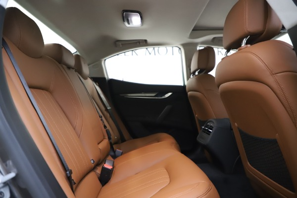 New 2020 Maserati Ghibli S Q4 for sale Call for price at Alfa Romeo of Greenwich in Greenwich CT 06830 25