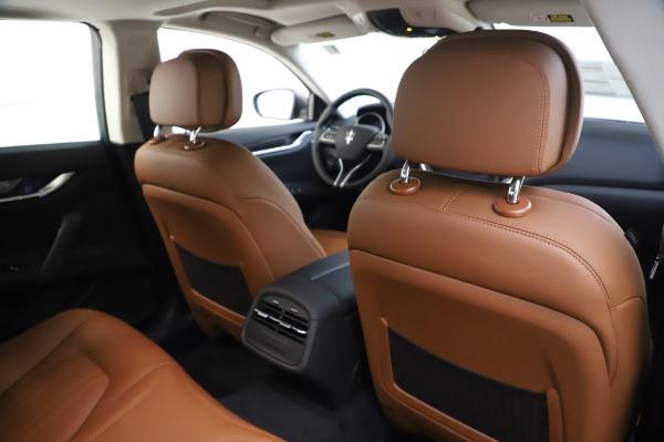 New 2020 Maserati Ghibli S Q4 for sale Call for price at Alfa Romeo of Greenwich in Greenwich CT 06830 26
