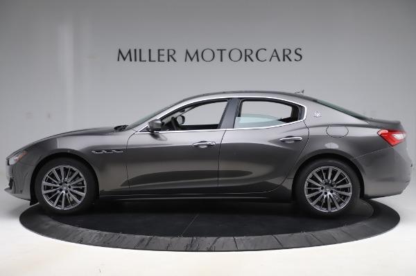 New 2020 Maserati Ghibli S Q4 for sale Call for price at Alfa Romeo of Greenwich in Greenwich CT 06830 3