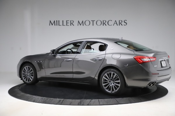 New 2020 Maserati Ghibli S Q4 for sale Call for price at Alfa Romeo of Greenwich in Greenwich CT 06830 4