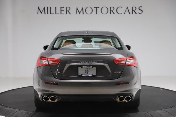 New 2020 Maserati Ghibli S Q4 for sale Call for price at Alfa Romeo of Greenwich in Greenwich CT 06830 6