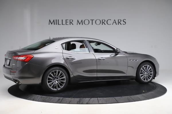 New 2020 Maserati Ghibli S Q4 for sale Call for price at Alfa Romeo of Greenwich in Greenwich CT 06830 8