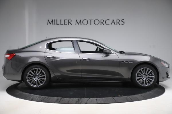 New 2020 Maserati Ghibli S Q4 for sale Call for price at Alfa Romeo of Greenwich in Greenwich CT 06830 9