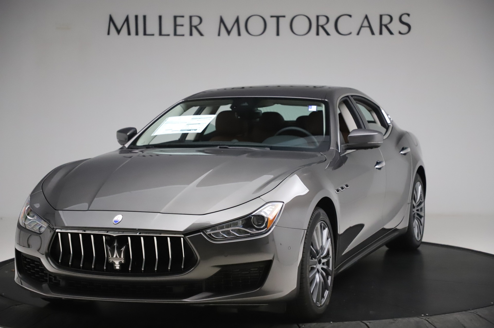 New 2020 Maserati Ghibli S Q4 for sale Call for price at Alfa Romeo of Greenwich in Greenwich CT 06830 1