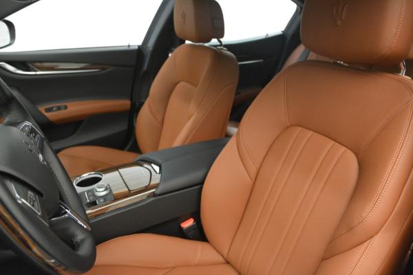 New 2020 Maserati Ghibli S Q4 for sale $87,835 at Alfa Romeo of Greenwich in Greenwich CT 06830 16