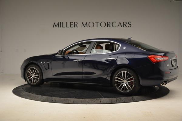 New 2020 Maserati Ghibli S Q4 for sale $87,835 at Alfa Romeo of Greenwich in Greenwich CT 06830 4