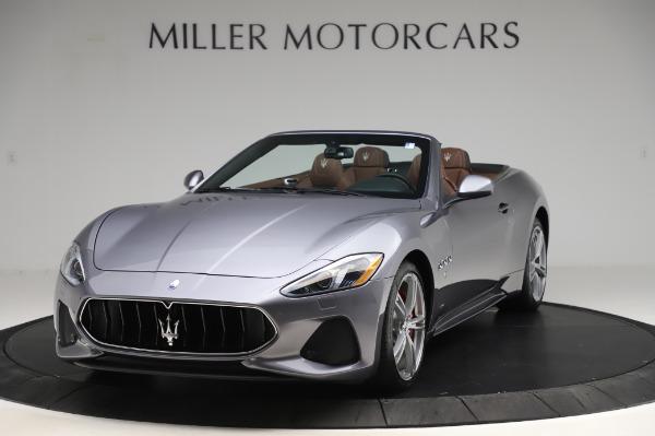 New 2019 Maserati GranTurismo Sport for sale Sold at Alfa Romeo of Greenwich in Greenwich CT 06830 11