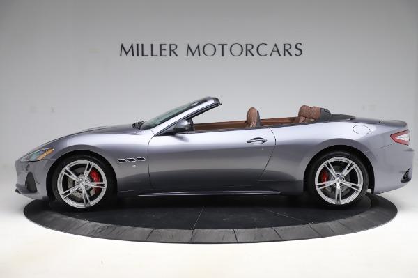 New 2019 Maserati GranTurismo Sport for sale Sold at Alfa Romeo of Greenwich in Greenwich CT 06830 13