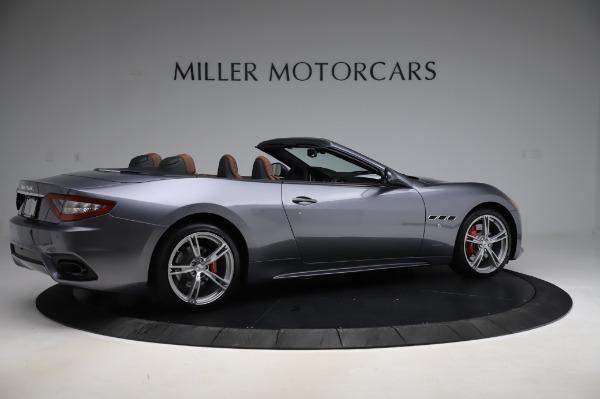 New 2019 Maserati GranTurismo Sport for sale Sold at Alfa Romeo of Greenwich in Greenwich CT 06830 17